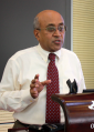 OMICS International Earth Science-2016 International Conference Keynote Speaker Venkatachalam Ramaswamy photo
