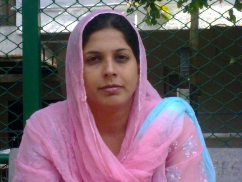Ayesha Rubina