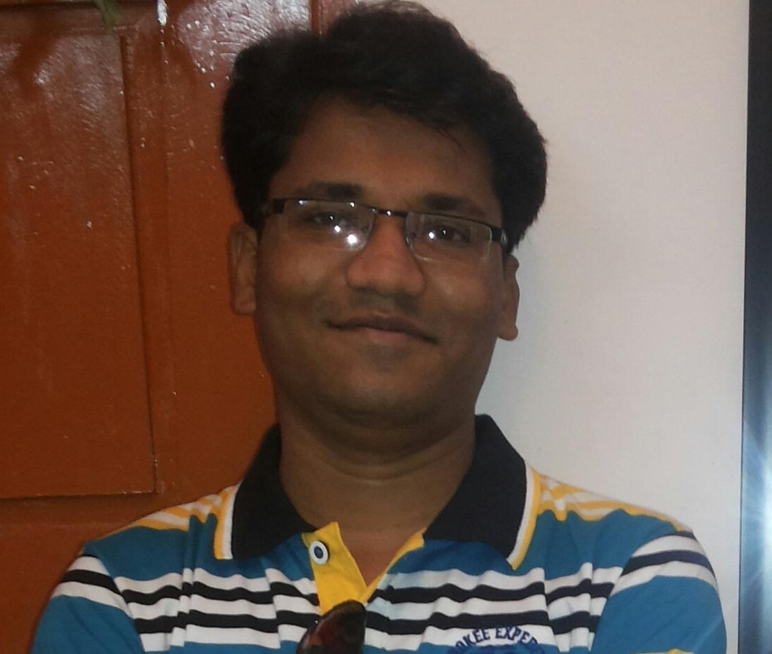 Sandeep B