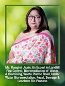 OMICS International Recycling Expo 2019 International Conference Keynote Speaker Raaginii Jaain photo