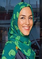 OMICS International Artificial Intelligence 2018 International Conference Keynote Speaker Marzieh Jalal Abadi photo