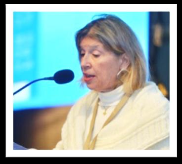 OMICS International Euro Green Chemistry 2019 International Conference Keynote Speaker Marta Irene Litter photo