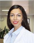 OMICS International Neuroimaging 2018 International Conference Keynote Speaker Ekaterina Naumova photo