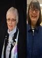 1. Linda E Jensen & 2. Lynn Frederick