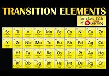 Chemistry of Transition Elements