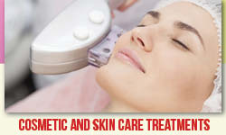 Cosmetic and Skin care Treatments