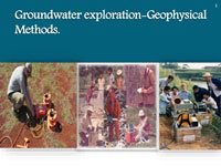 Ground Water Exploration by Geophysical Methods