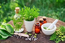 Homeopathic and Ayurvedic medicines
