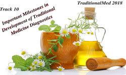 Important Milestones in Development of Traditional Medicine Diagnostics
