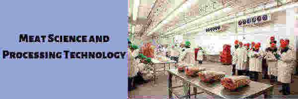 Meat Science and Processing Technology