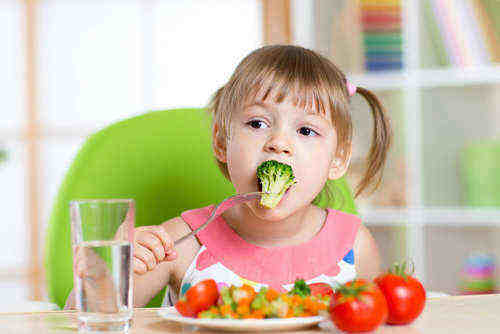 Pediatric Nutritional value