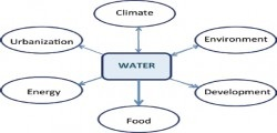 The Security of Water, Food, Energy and Livability of Cities