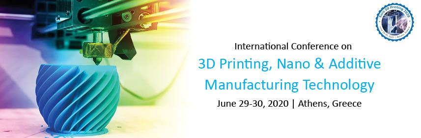 - Euro 3D Printing 2020