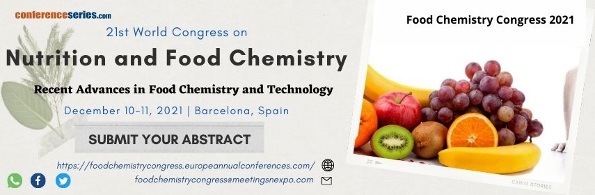 - Food Chemistry Congress 2021