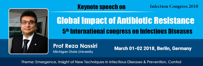 - Infection Congress 2018