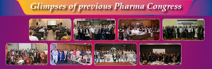 - Pharma Congress 2017