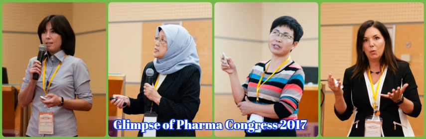 - Pharma Congress 2018