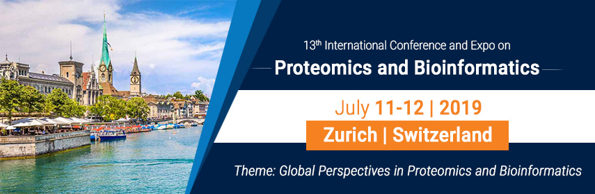 - Proteomics Congress 2019