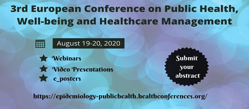 - Euro Public Health 2020