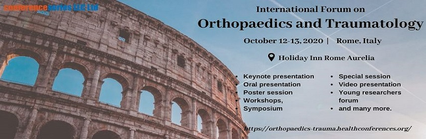 - Orthopaedics Conference 2020