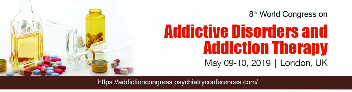 - Addiction Congress 2019