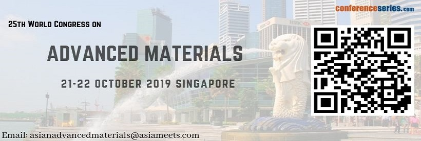 - Advanced material congress 2019