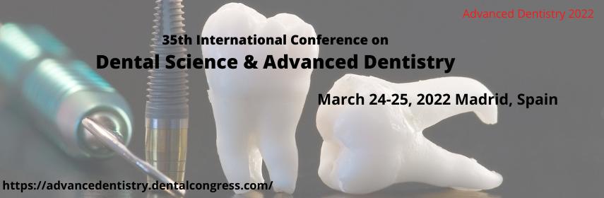 - Advanced Dentistry2022