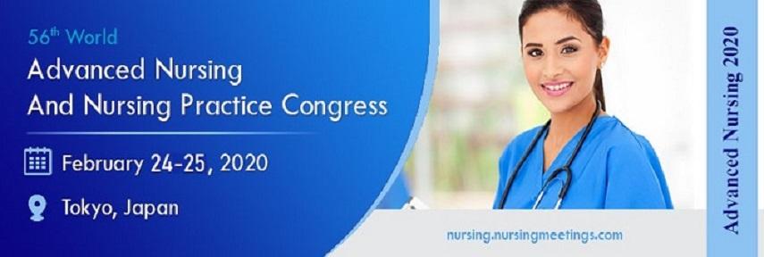 Advance Nursing 2020 - Advanced Nursing Japan 2020