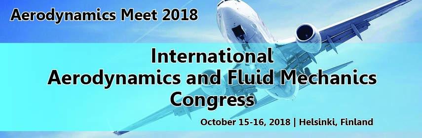 - Aerodynamics Meet 2018