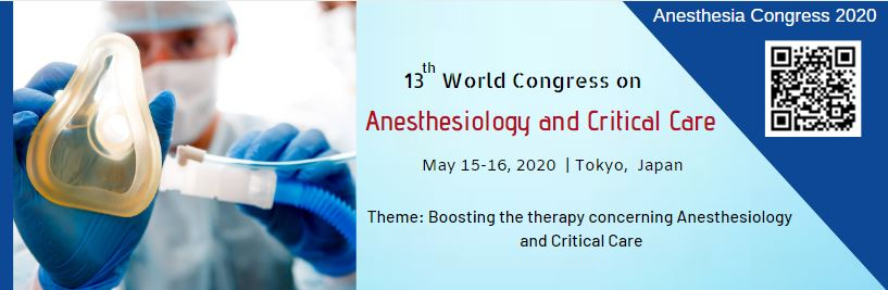 - Anesthesia Congress 2020