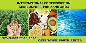 International Conference on Agriculture, Food and Aqua , Cape Town,South Africa