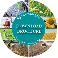 Agri summit 2019 Conferences | Plant science Meetings | Plant
