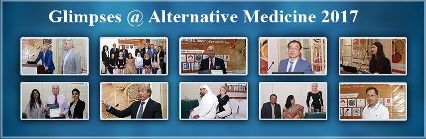 - Alternative Medicine 2018