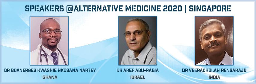 - Alternative Medicine 2020