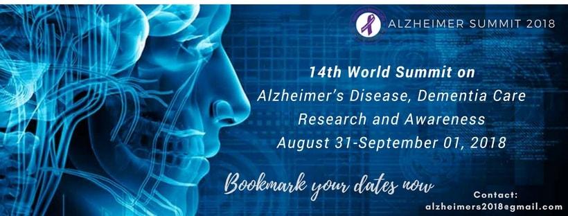 - Alzheimers Summit 2018