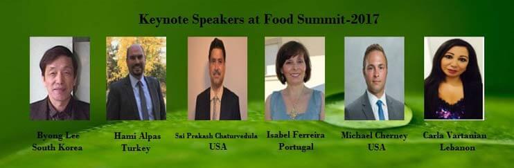 - Food Summit 2017
