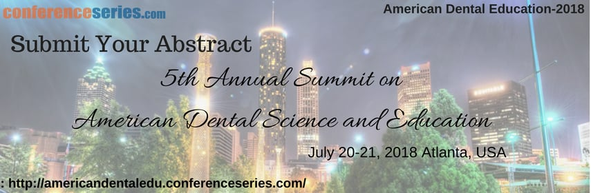 - American Dental Education 2018