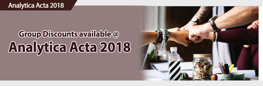 - Analytica Acta  2018