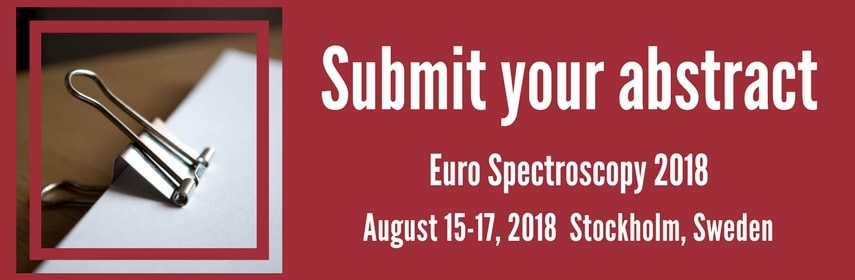 - Euro Spectroscopy 2018