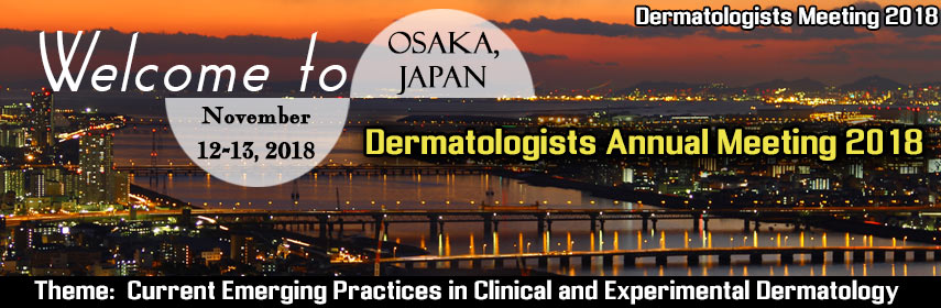 -  Dermatologists Meeting 2018
