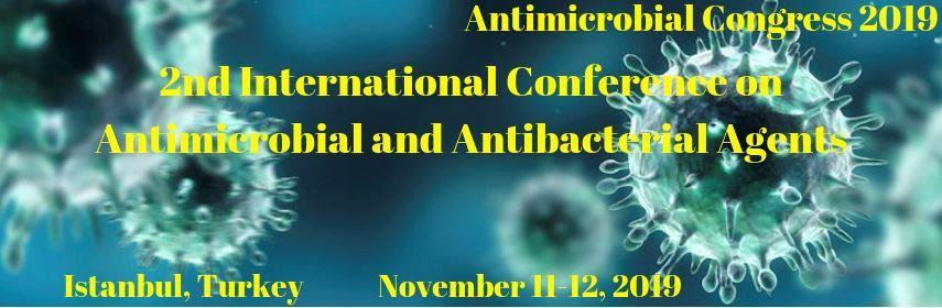2nd International Conference on Antimicrobial and Antibacterial Agents , Istanbul,Turkey