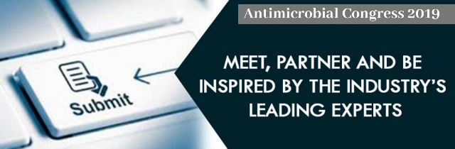 Organizing committee member | Antimicrobial Congress 2019 - Antimicrobial Congress 2019