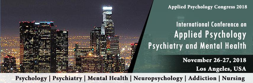 - Applied Psychology Congress 2018