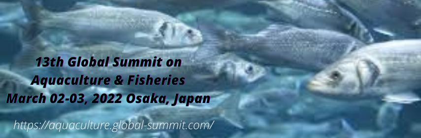 - Aquaculture Summit 2022