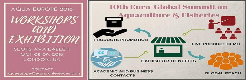 - Aqua Europe 2018