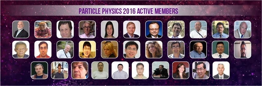 - Particle Physics 2017