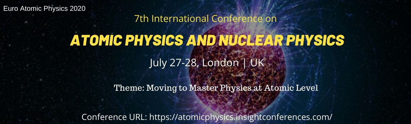 - Euro Atomic Physics 2020