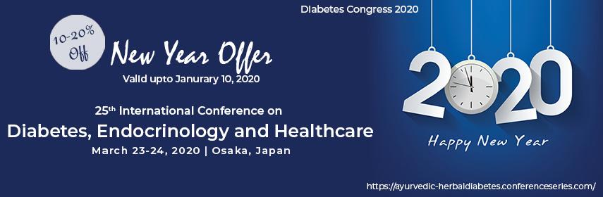 - Diabetes Congress 2020