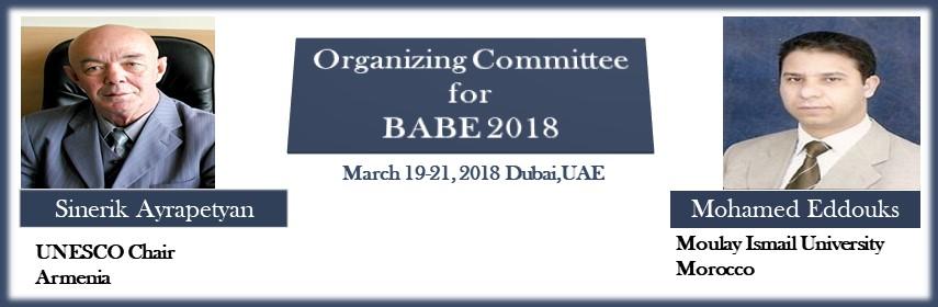 - BABE 2018