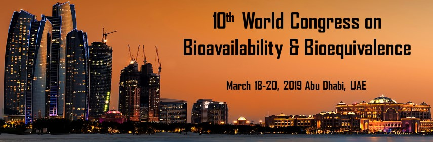 Bioavailability anad Bioequivalence - BABE 2019